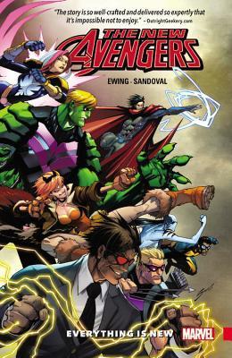 New Avengers (2015), Vol. 1