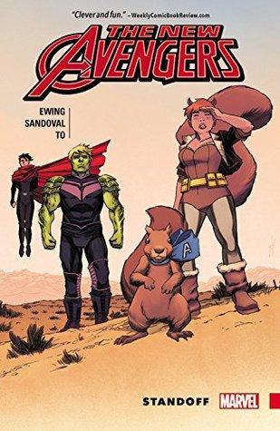 New Avengers (2015), Vol. 2