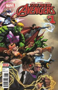 New Avengers (2015) #1