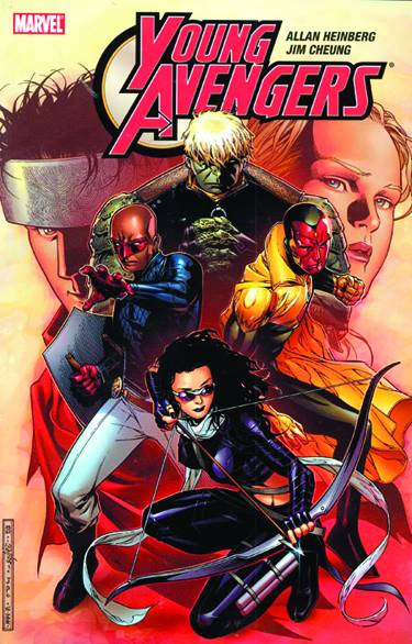 Young Avengers: The Ultimate Collection