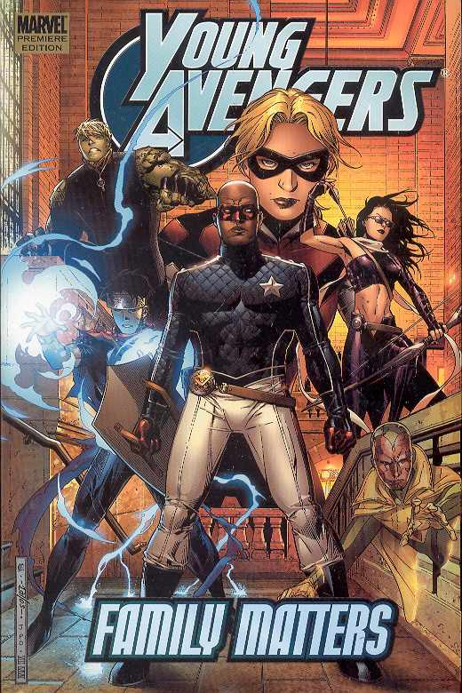 Young Avengers, Vol. 2: Family Matters