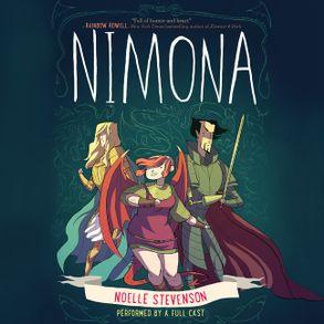 Nimona Audiobook