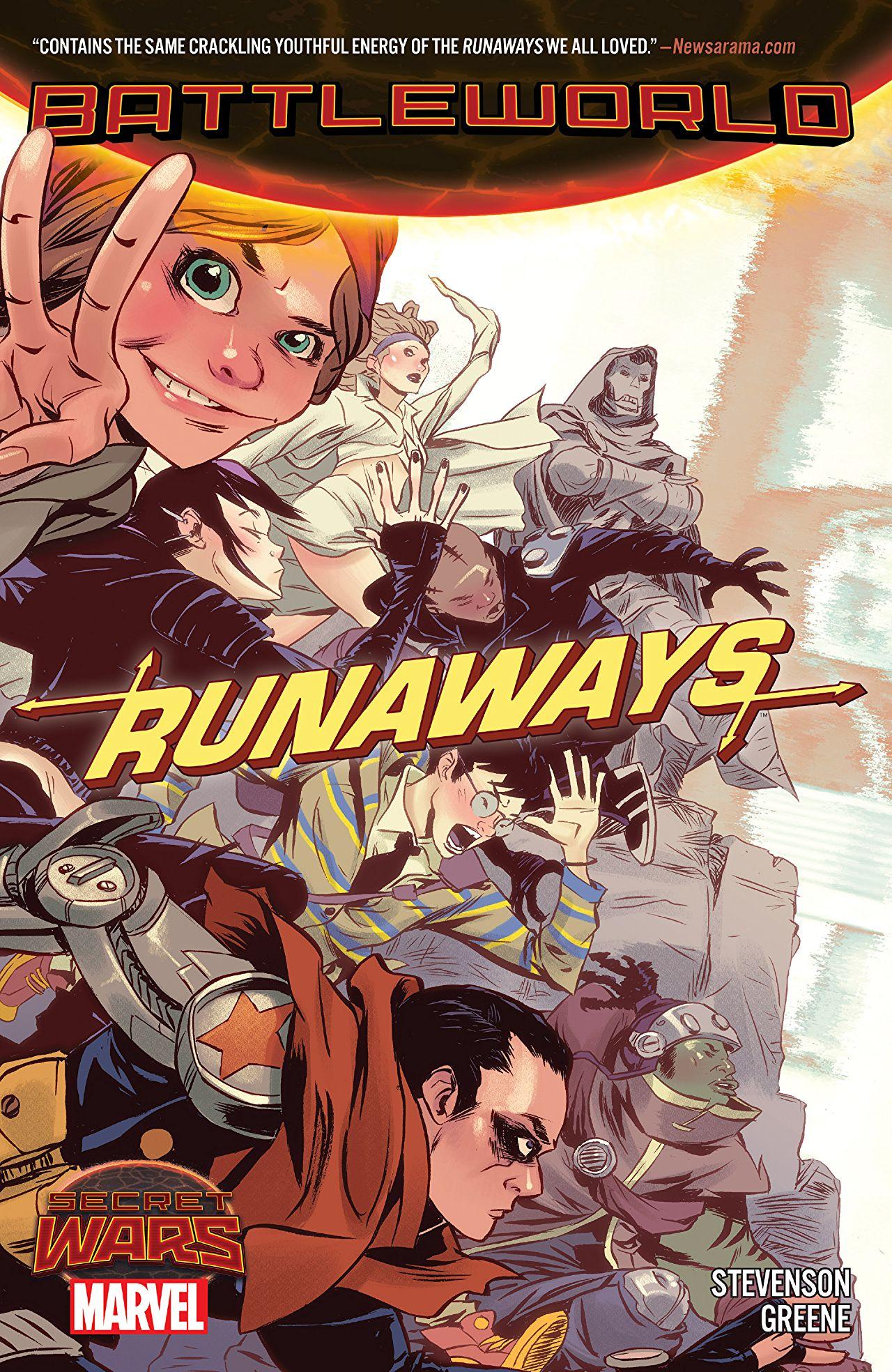 Runaways: Battleworld