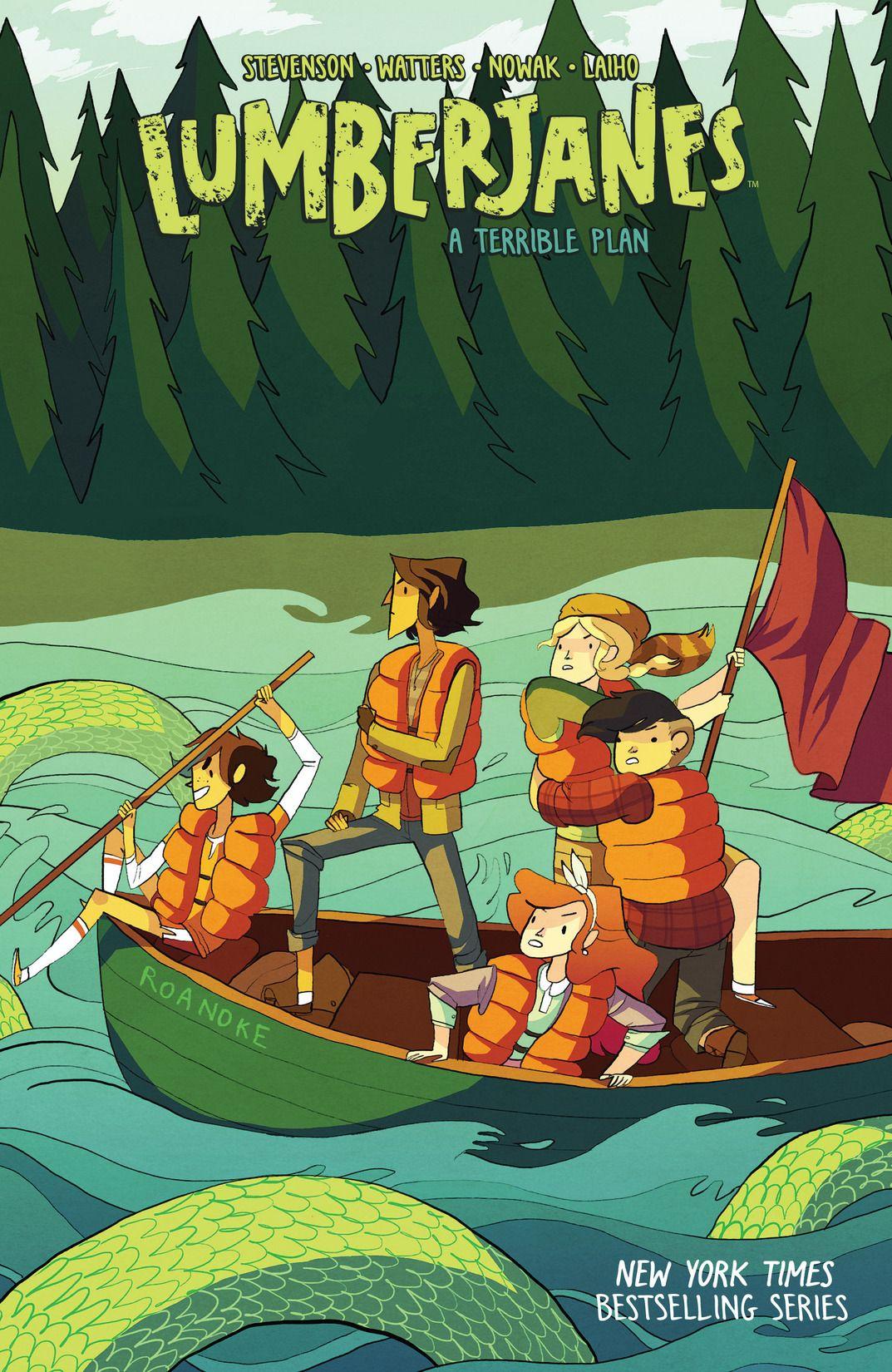 Lumberjanes, Vol. 3