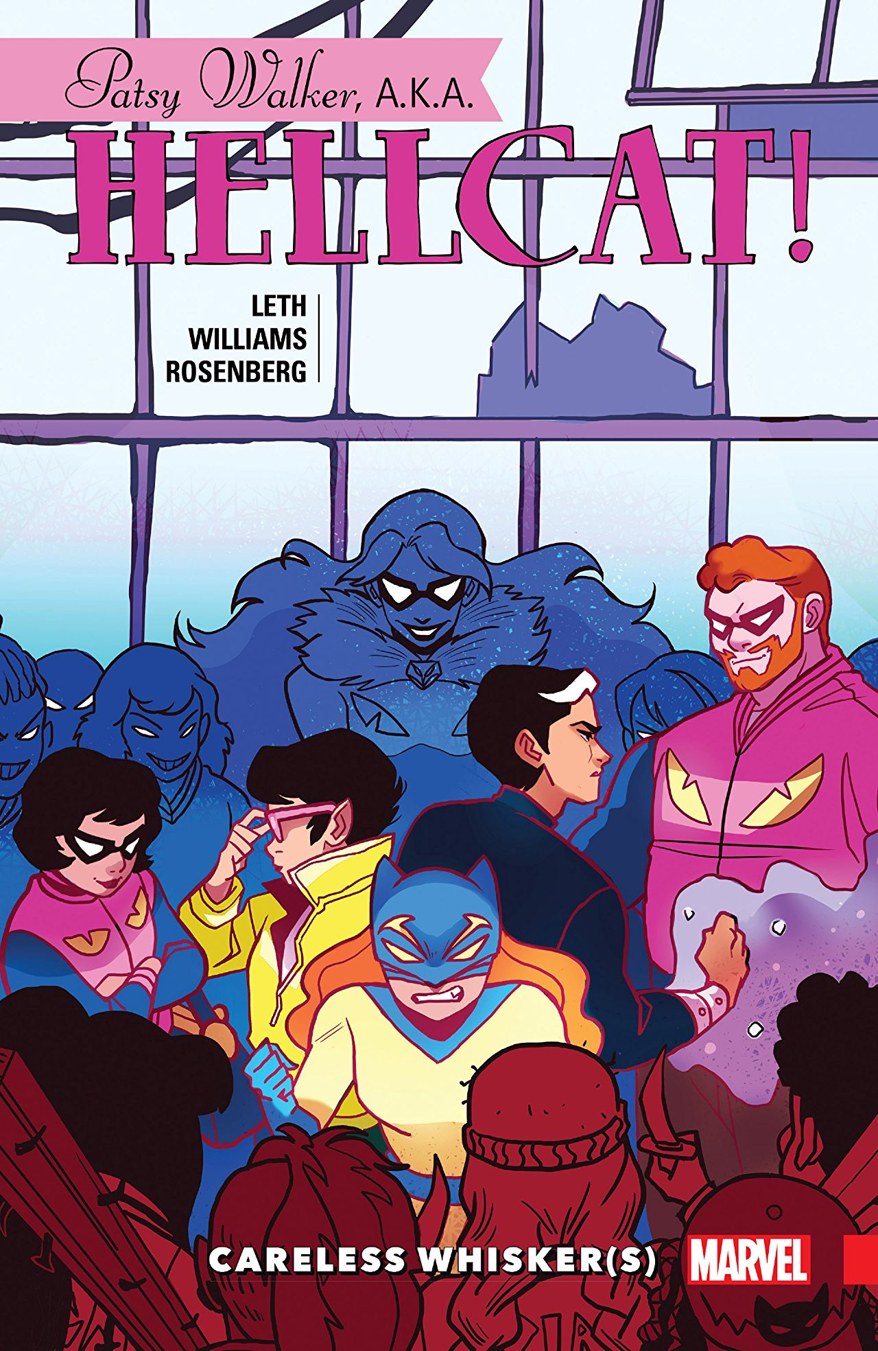Patsy Walker, A.K.A. Hellcat! Vol 3