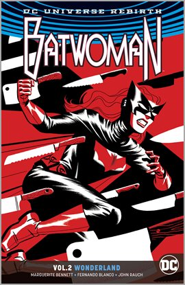 Batwoman, Vol. 2: Wonderland