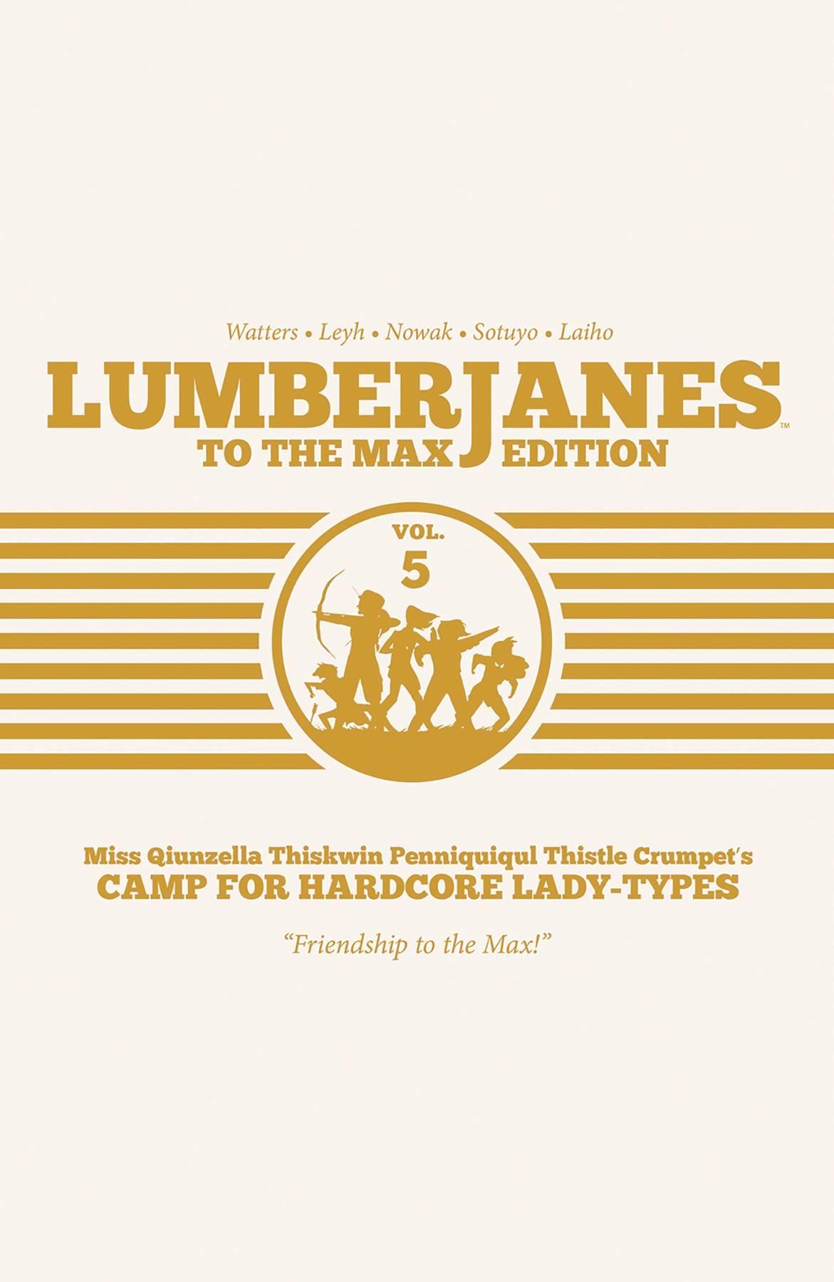 Lumberjanes HC 5