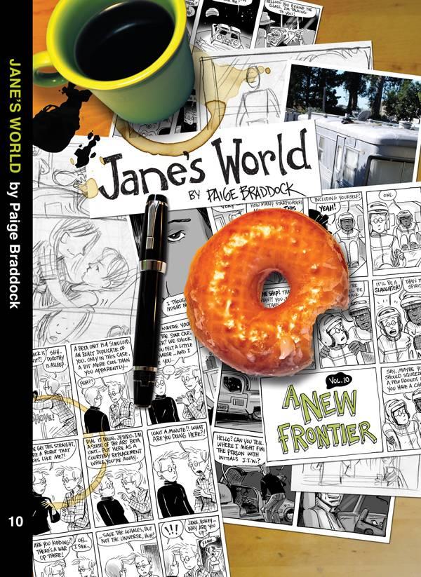 Jane's World, Vol. 10
