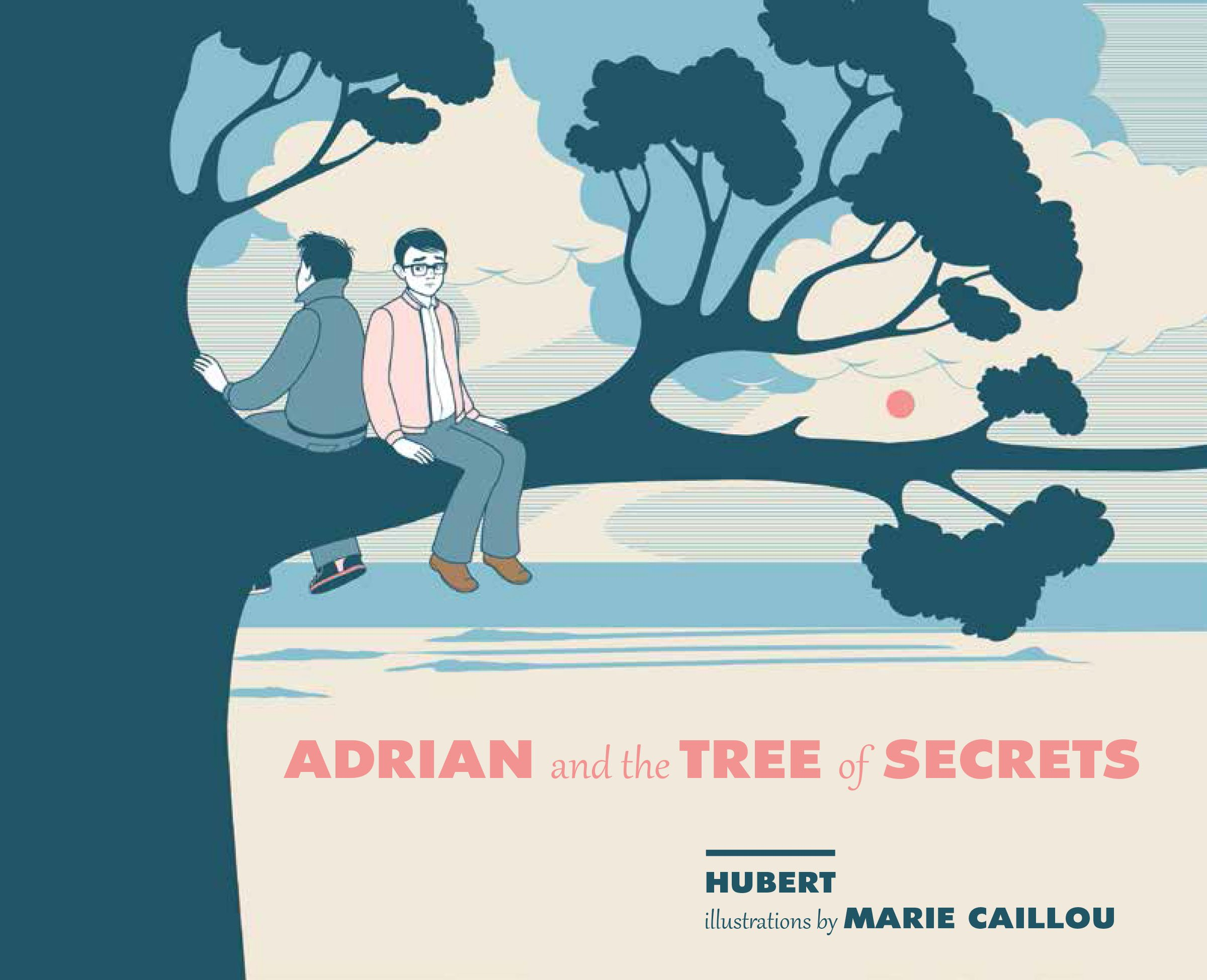 Adrian and the Tree of Secrets